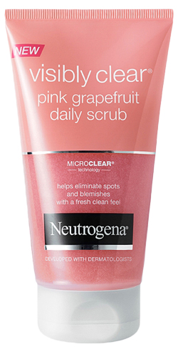 Neutrogena Visibly Clear Daily Scrub