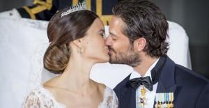 Bröllop mellan Prins Carl Philip och Sofia