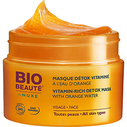 Detox Vitamin-Rich Mask