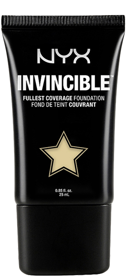 Invincible Fullest Coverage Foundation