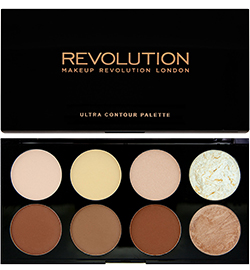 Ultra Contour Palette från Makeup Revolution