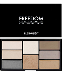 Pro Highlight Freedom Makeup