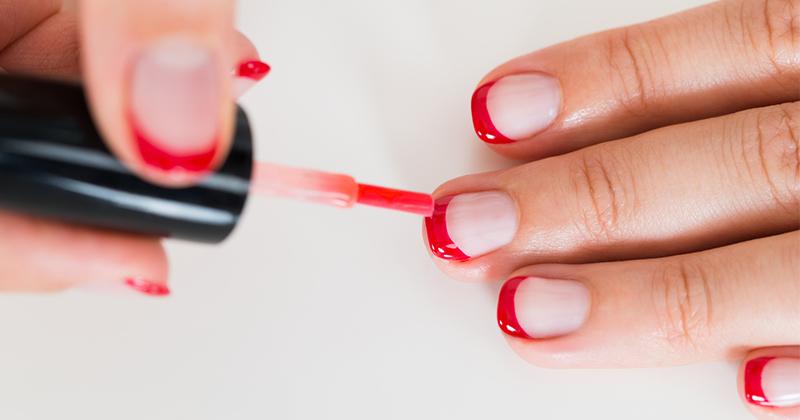 Vårens nagelfärger 2016