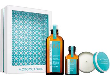 Moroccanoil White Box