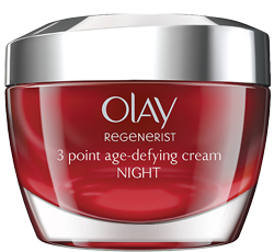 Olay 3 point cream Night