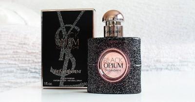 Ysl Black Opium Nuit Blanche