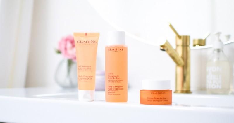 Clarins hudvård