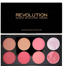Makeup Revolution Palette Rouge