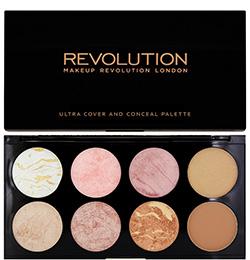 Makeup Revolution Palette Bronzer