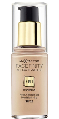 3 in 1 foundation