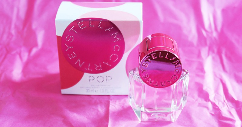 Pop parfym