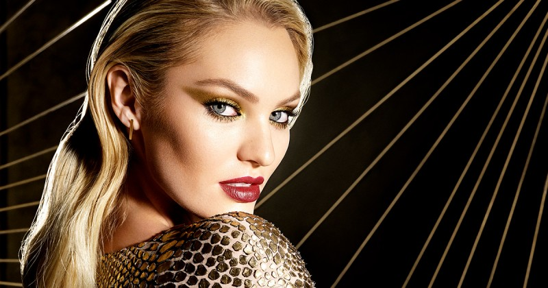 candice swanepoel Max Factor