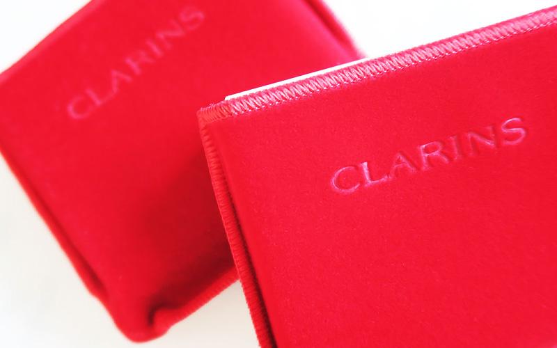Clarins smink