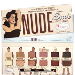 Nude Dude Palette The Balm