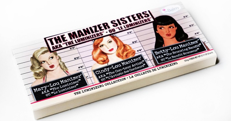 Manizer Trio The Balm