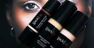 BlackUp Smink för mörkhyade