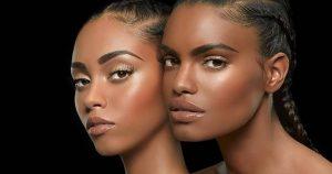 Hitta rätt foundationnyans för mörk hudton