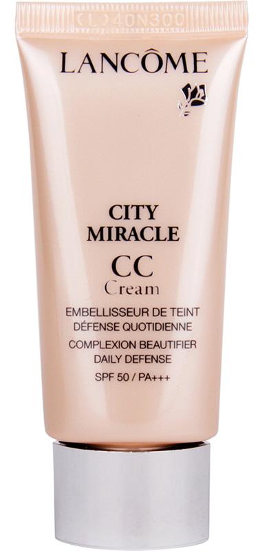 City Miracle CC Cream