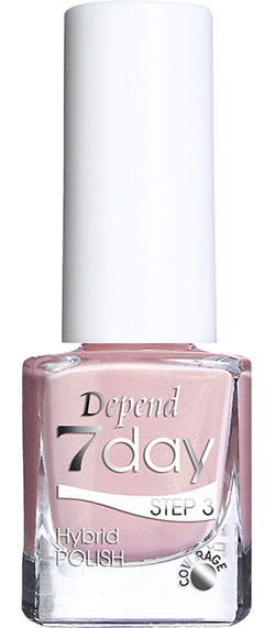 depend, nagellack, 7 day, topplista