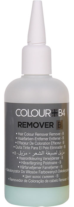 avfärgning, avfärga, hår, colour b4