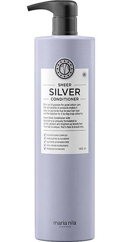 Sheer Silver Balsam