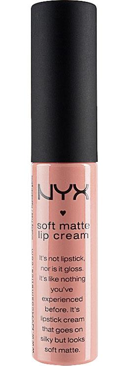 Nyx, läppstift, soft matte cream