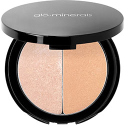 glominerals, highlighter, shimmer duo