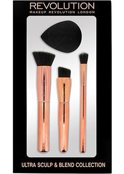 Makeup revolution, sculpting brush