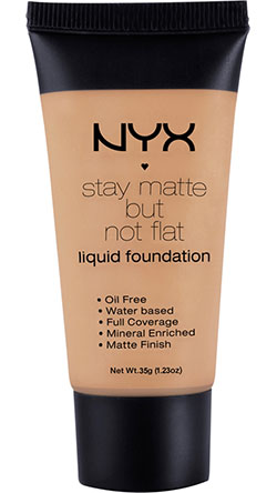 Foundation, Nyx