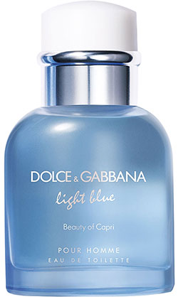 Dolce & Gabbana, light blue