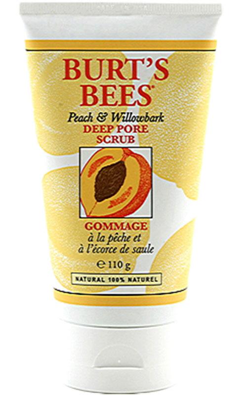 Mekansik peeling, burts bees