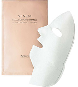 sensai, sheet mask