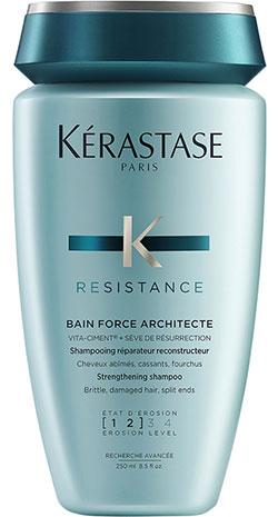 Kerastase, resistance, schampo