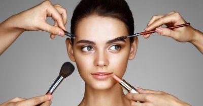 Makeup som håller hela dagen