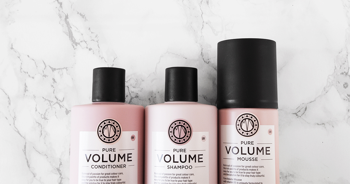 volymschampo bäst i test