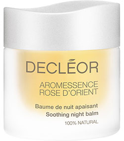 Decléor Aroma night Rose d'orient Soothing Night Balm