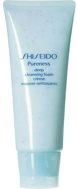 Shiseido, Pureness Deep Cleansing Foam