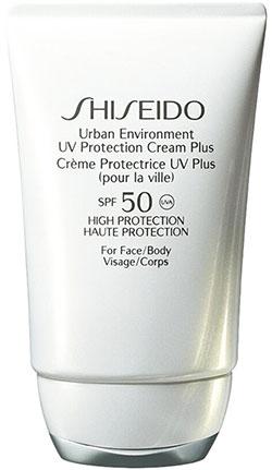 Shiseido, SPF, Solskydd
