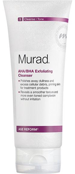 Murad, AHA BHA, Exfoliering, Scrub