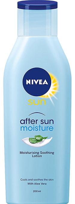 Nivea, After sun moisture