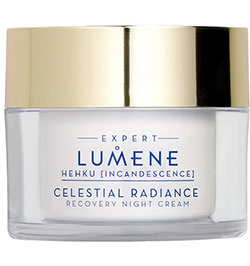 Lumene, Hehku, Recovery Night Cream