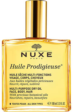 Nuxe, Body Oil, Kroppsolja