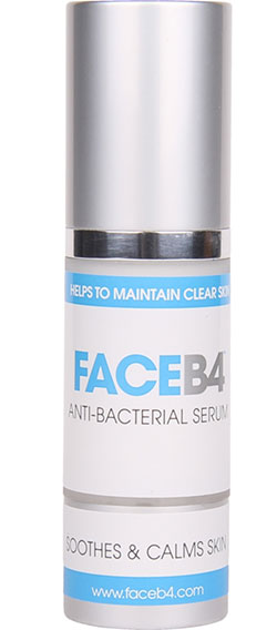 Anti Bacterial Serum Face B4