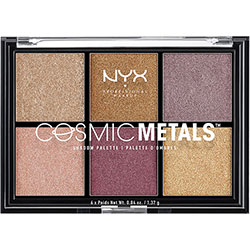 Cosmic Metals Shadow Palette NYX
