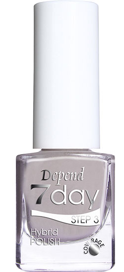 7 Day Hybrid Polish 7129 Spend It Depend
