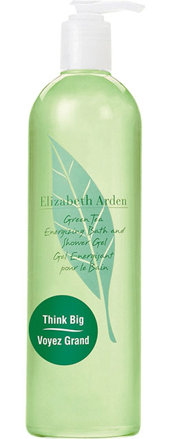 Green tea shower gel Elizabeth Arden