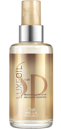 Luxeoil System professional Wella
