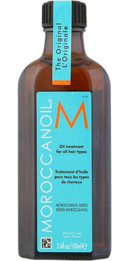 Maroccan oil Oil treatment
