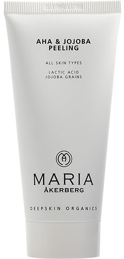 AHA & Jojoba Peeling Maria Åkerberg