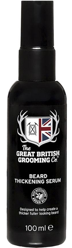 Beard Thickening Serum The Great British Grooming Co.